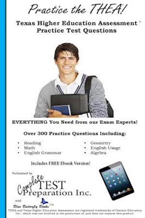Practice the Thea af Complete Test Preparation Inc