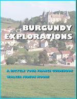 Burgundy Explorations af MR Walter Judson Moore