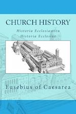 Church History af Eusebius of Caesarea