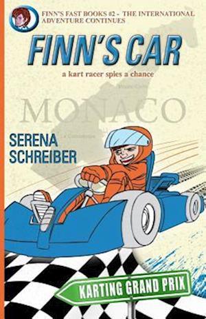 Finn's Car af Serena Schreiber