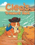 Cleo's Treasure Hunt af Patricia Nichvolodoff