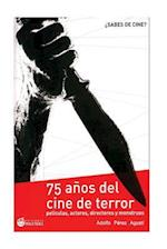 Cine de Terror af Adolfo Perez Agusti