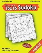 16x16 Super-Sudoku Ausgabe 02 af Thomas Schreier