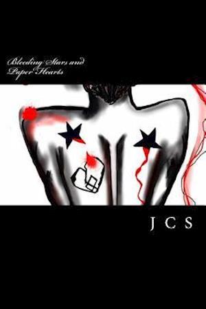 Bog, paperback Bleeding Stars and Paper Hearts af J. C. S