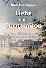 Liebe Und Staatsraison af Bodo Henningsen