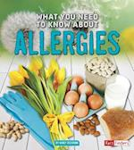 What You Need to Know About Allergies (Fact Finders)