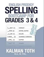 English Prodigy Spelling Bootcamp for Grades 3 & 4 af Kalman Toth M. a. M. Phil