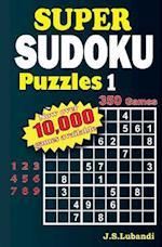 Super Sudoku Puzzles af J. S. Lubandi