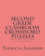 Second Grade Classroom Crossword Puzzles