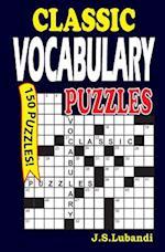 Classic Vocabulary Puzzles 1 af J. S. Lubandi