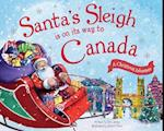 Santa's Sleigh Is on Its Way to Canada