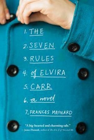 Bog, paperback The Seven Rules of Elvira Carr af Frances Maynard