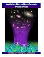 Articles Revealing Cosmic Unknowns