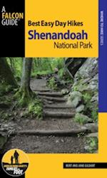 Falcon Guide Best Easy Day Hikes Shenandoah National Park / National Geographic Trails Illustrated Map Shenandoah National Park