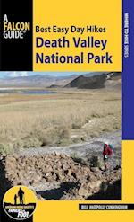 Best Easy Day Hikes Death Valley National Park [With Trail Map] (Best Easy Day Hikes)
