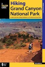 Falcon Guide Hiking Grand Canyon National Park (Falcon Guide: Where To Hike)