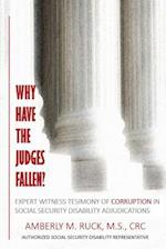 Why Have the Judges Fallen? af Amberly M. Ruck