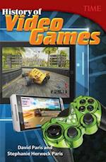 History of Video Games (Time for Kids: Nonfiction Readers)