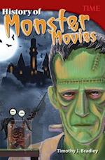 History of Monster Movies (Time for Kids: Nonfiction Readers)