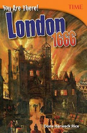 Bog, paperback You Are There! London 1666 (Time Grade 7) af Dona Rice