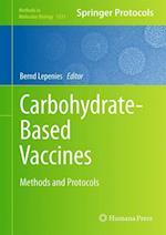 Carbohydrate-Based Vaccines af Bernd Lepenies