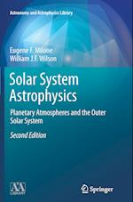 Solar System Astrophysics (Astronomy and Astrophysics Library)