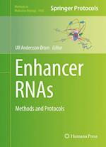 Enhancer Rnas (METHODS IN MOLECULAR BIOLOGY, nr. 1468)