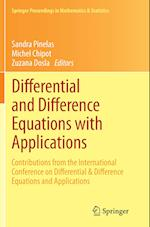 Differential and Difference Equations with Applications (Springer Proceedings in Mathematics & Statistics, nr. 47)