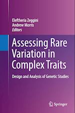 Assessing Rare Variation in Complex Traits