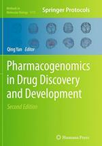 Pharmacogenomics in Drug Discovery and Development (METHODS IN MOLECULAR BIOLOGY, nr. 1175)