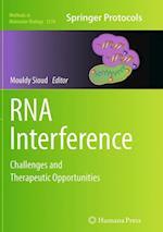RNA Interference (METHODS IN MOLECULAR BIOLOGY, nr. 1218)