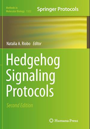 Bog, paperback Hedgehog Signaling Protocols af Natalia A. Riobo