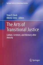 The Arts of Transitional Justice (Springer Series in Transitional Justice, nr. 6)