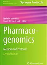 Pharmacogenomics (METHODS IN MOLECULAR BIOLOGY, nr. 1015)