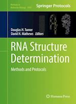 RNA Structure Determination (METHODS IN MOLECULAR BIOLOGY, nr. 1490)