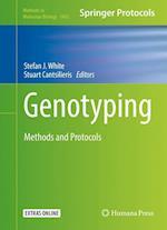 Genotyping (METHODS IN MOLECULAR BIOLOGY, nr. 1492)