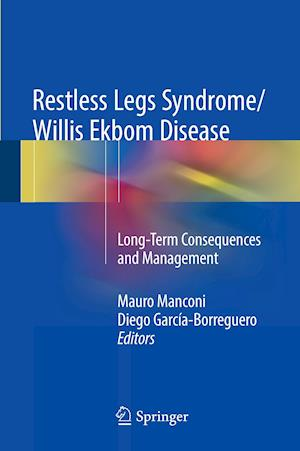 Bog, hardback Restless Legs Syndrome/Willis Ekbom Disease af Mauro Manconi