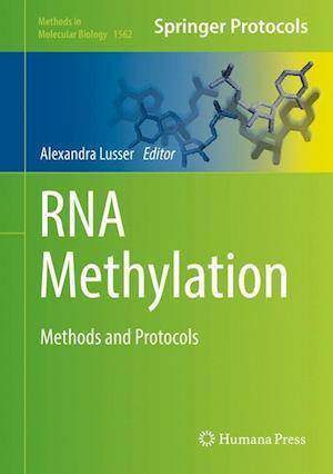Bog, hardback RNA Methylation af Alexandra Lusser