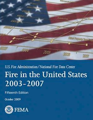 Fire in the United States af U. s. Department of Homeland Security