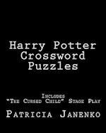 Harry Potter Crossword Puzzles