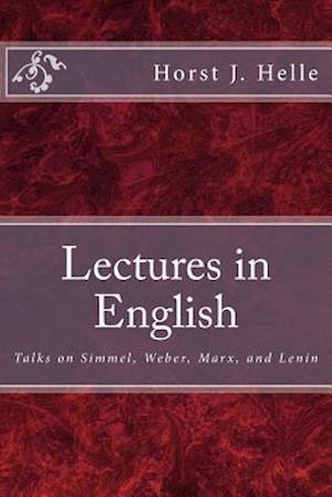 Lectures in English af Horst J. Helle