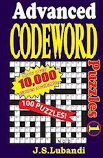 Advanced Codeword Puzzles af J. S. Lubandi