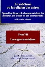 Le Sabeisme Ou La Religion Des Astres af Claude Getaz