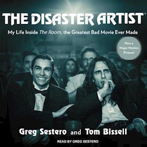 Lydbog, CD The Disaster Artist af Greg Sestero