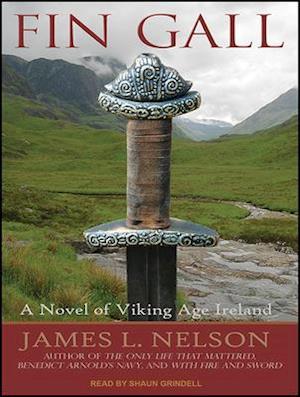 Lydbog, CD Fin Gall af James L. Nelson
