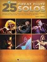 25 Great Flute Solos