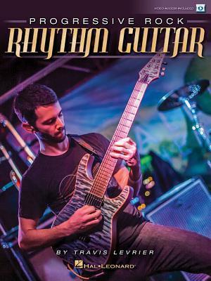 Bog, paperback Progressive Rock Rhythm Guitar af Travis Levrier