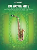 101 Movie Hits Alto Sax