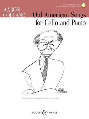 Bog, paperback Old American Songs af Aaron Copland