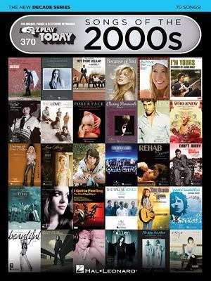 Bog, paperback Songs of the 2000s - The New Decade Series